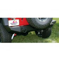 Rugged Ridge Jeep Wrangler JK XHD Rear Bumper