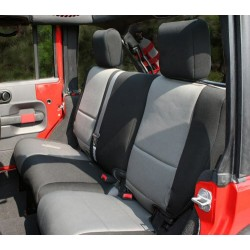 Rugged Ridge Jeep Wrangler JK Rear Seat Covers