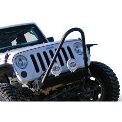 Poison Spyder Jeep JK BFH Front Bumper - Comp Stinger