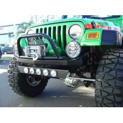 Delta Jeep Wrangler Combo Ground Bar