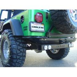 Delta Jeep Wrangler Backup Ground Bar