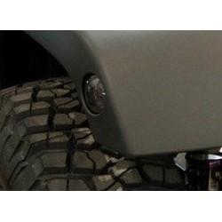 Recon Jeep Wrangler JK LED Front Fender Light - Smoke
