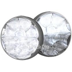 Truck Lite 7'' Round 12v LED Headlamp