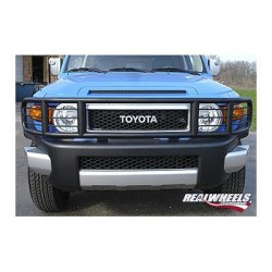 Real Wheels FJ Cruiser  Wrap Around Brush Guard