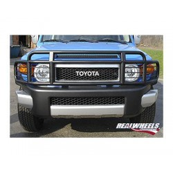 Real Wheels FJ Cruiser Double Brush Guard