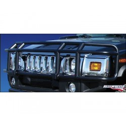Real Wheels Hummer H2 Double Brush Guard