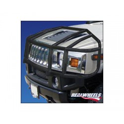 Real Wheels Hummer H2 Over-the-hood Brush Guard