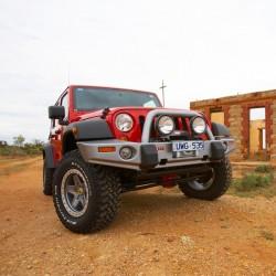 ARB Jeep JK Deluxe Front Bumper