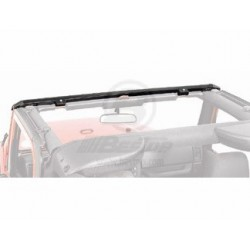Bestop Jeep Wrangler & Unlimited 97-06 Windshield Channel