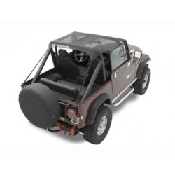 Bestop Jeep CJ7 Traditional Bikini Top
