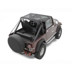 Bestop Jeep CJ7 Traditional Bikini Top
