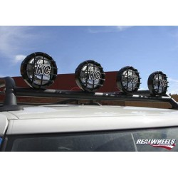 Real Wheels FJ Cruiser Black Light Bar