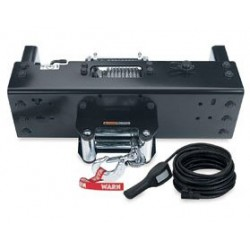 Warn Hummer H1 12,000 lb Winch Kit