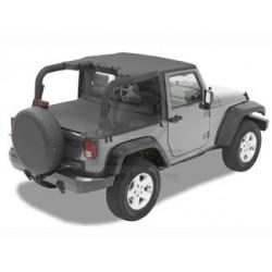 Bestop Jeep JK Duster Deck Cover
