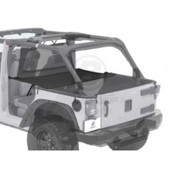Bestop Jeep JK Unlimited Duster Deck Cover Extension