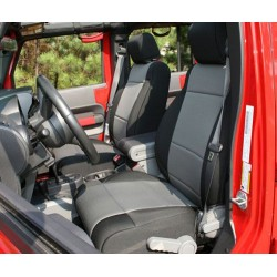 Rugged Ridge Jeep Wrangler JK Front Seat Covers