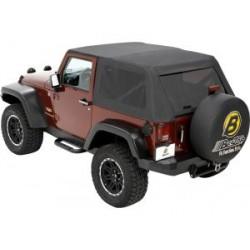 Bestop Jeep JK Trektop - 2 Door