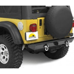 Bestop HighRock 4x4 Jeep Rear Bumper