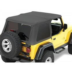 Bestop Trektop NX Soft Top Jeep Wrangler TJ 97-06