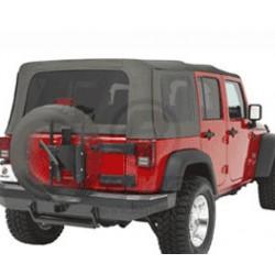 Bestop HighRock 4x4 Oversize Tire Carrier
