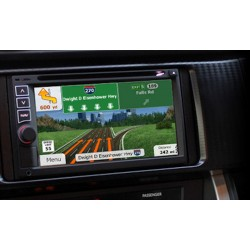 CARSHOW Toyota Sequoia Vehicle Specific Multimedia Navigation