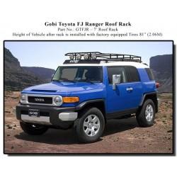 Gobi Toyota FJ Cruiser Ranger Roof Rack
