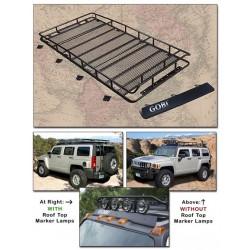 Gobi Hummer H3 Ranger Roof Rack