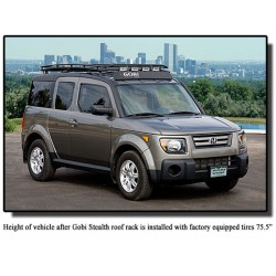 Gobi Honda Element Stealth Roof Rack