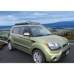 Gobi Kia Soul Stealth Roof Rack 2008+