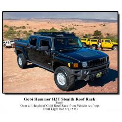 Gobi Hummer H3T Stealth Roof Rack