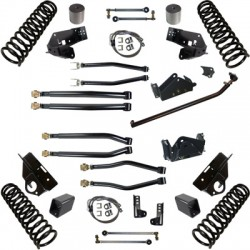 Synergy Suspension Jeep JK Synergy Stage 4 Long Arm Suspension