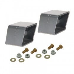 Synergy Suspension Jeep JK Rear Bump Stop Spacer Kit