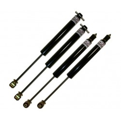 Synergy Suspension Jeep JK Synergy Shock Set (3-5