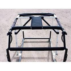 Rock Hard 4x4 Jeep Wrangler TJ Dash Bar Padding Kit