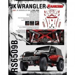 Rancho Jeep Wrangler JK Long Arm Lift Kit