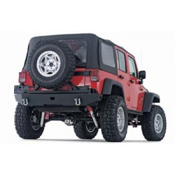 Warn Jeep Wrangler JK Rock Crawler Rear Bumper