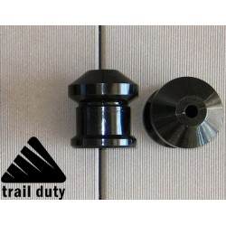 Trail Duty Hummer H3 & H3T Extended Front Suspension Bump Stops
