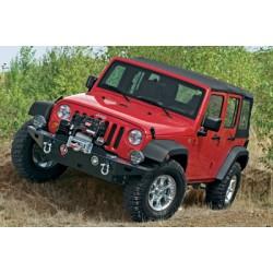 Warn Jeep Wrangler JK Rock Crawler Front Bumper