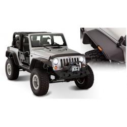 Bushwacker Jeep JK 2 Dr Flat Fender Flares