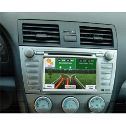 CARSHOW Toyota Camry Factory Look Navigation GPS - 2007-11