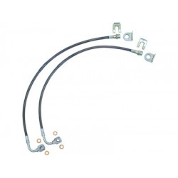 Currie Jeep JK Brake Lines for CE9802F Front Long Travel Kit