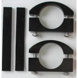 Power Tank Roll Bar Clamps