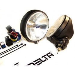 Delta 500 Competition Xenon Driving Lights