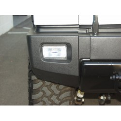 Delta Hummer H2 Built-in Bumper Back-up Lamps