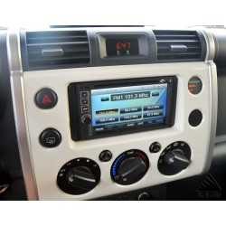 CARSHOW Toyota FJ Cruiser Vehicle Specific Multimedia Navigation