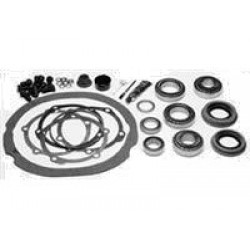 Genuine Gear G2 Hummer H2 Master Install Kit - Rear