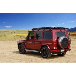 Gobi Mercedes G-Wagon Stealth Roof Rack 1979+