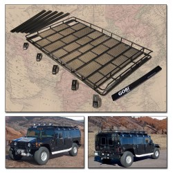 Gobi Hummer H1 Stealth Roof Rack