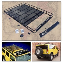 Gobi Hummer H2 Ranger Roof Rack