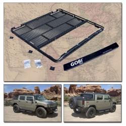 Gobi Hummer H2 SUT Stealth Roof Rack